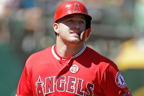 The crazy Mike Trout HGH conspiracy theory is officially dead