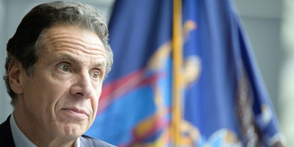 A third woman says Gov. Cuomo made unwanted advances towards her at a wedding
