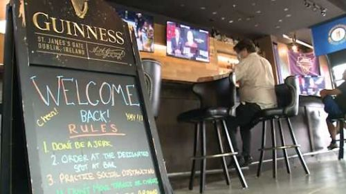 Curfew for Kentucky bars and restaurants extended