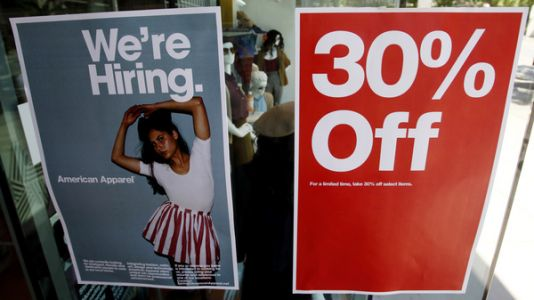 U.S. Economy Grows At Record Pace But Still Has A Long Way To Go