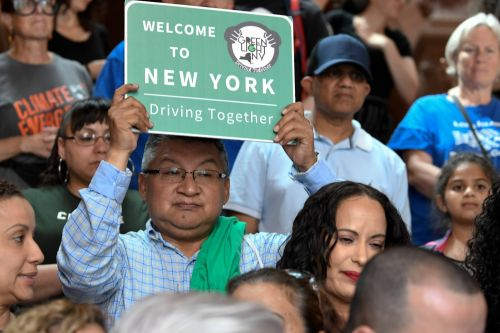 Trump Administration concerned about law giving illegal immigrants driver's licenses