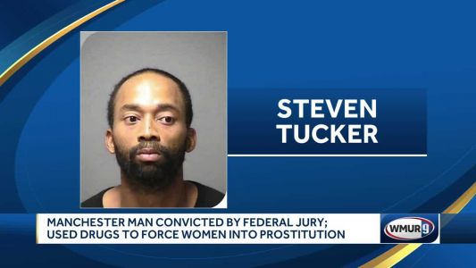 NH man convicted of running prostitution, drug operation