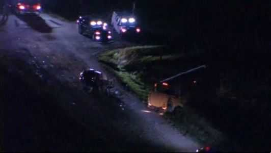 Sheriff's deputy dies in crash with school bus north of Tonganoxie