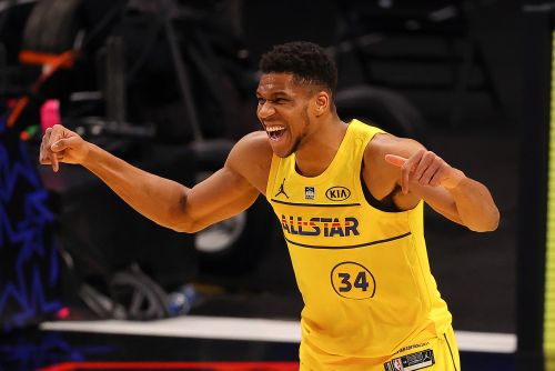 NBA All-Star Game 2021: Giannis Antetokounmpo named MVP after perfect 16-for-16 shooting night for Team LeBron