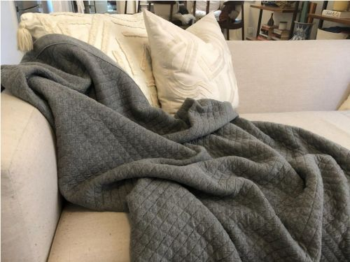 The Curfew Dream Blanket is infused with calming CBD, but the effects I felt were minimal at best and wore off quickly