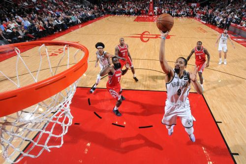 Nets stun Rockets in OT despite James Harden's 58-point night