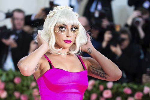 Lady Gaga fell off the stage at her Las Vegas show after a fan picked her up then dropped her