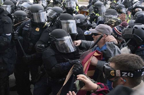 Feds back away from claim that Capitol rioters were looking to capture and assassinate officials