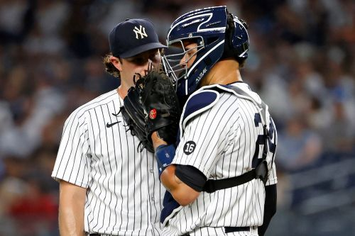 Yankees feeling 'comfortable' with Gary Sanchez-Gerrit Cole pairing