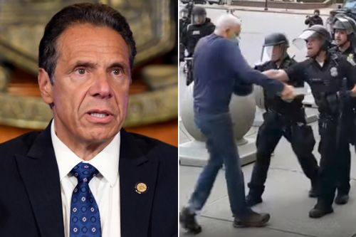 Gov. Cuomo condemns Buffalo police for shoving 75-year-old protester