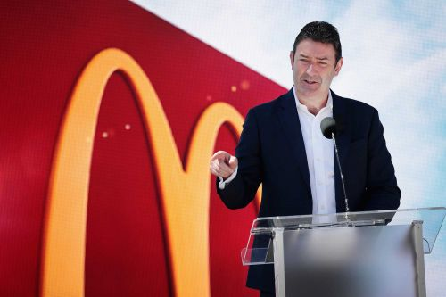 McDonald's is suing its ousted CEO for lying about sexual relationships with employees