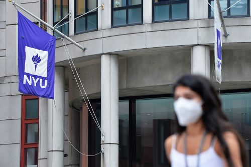 NYU joins Columbia in requiring COVID-19 vaccines for all students next fall