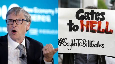 Bill Gates shocked by Covid conspiracy theories about him and Fauci, suggests social media firms may help censor such 'evil' talk
