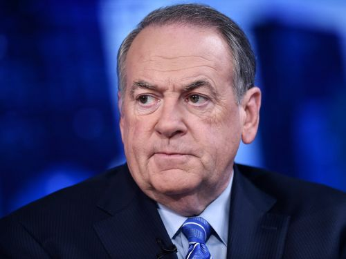 Mike Huckabee says he's going to identify as 'Chinese' in a tweet as anti-Asian hate crimes rise