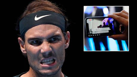 'It's NOT true': Tennis star Nadal apologizes to fans after hackers pose as him in bid to con public by offering guest appearances