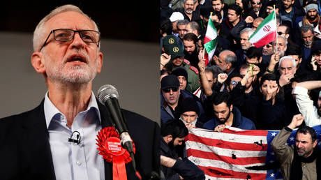 Corbyn calls on UK govt to 'stand up to the belligerent actions' of US after assassination of Iran's Quds chief Soleimani