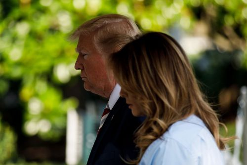 Trump and Melania to visit El Paso, Dayton Wednesday after mass shootings