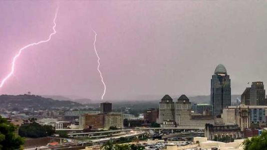 TIMELINE: When to expect strong storms to move into Greater Cincinnati