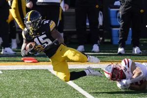 Hawkeyes' defense comes up big in 26-20 win over Nebraska