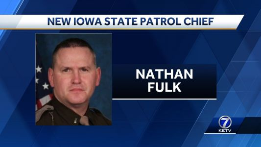 22-year veteran will lead Iowa State Patrol