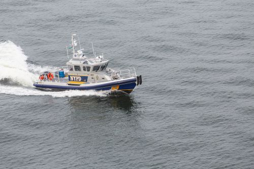 Texas man rescued from Hudson River after he jumps in water
