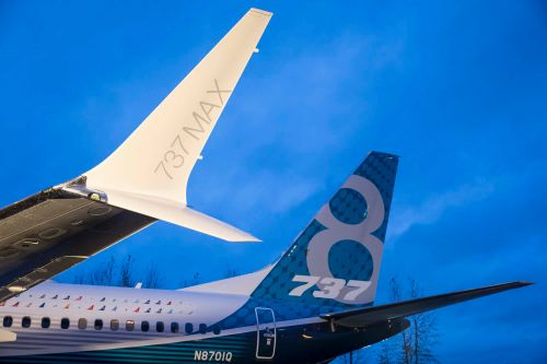Boeing shares climb after 737 MAX is approved to fly