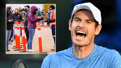 'It would be great if more players got vaccinated': Tennis ace Murray backs 'very strict' Australian government rules for unjabbed