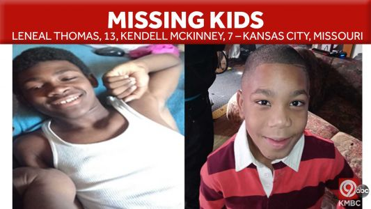 Kansas City police ask for help in finding two missing boys
