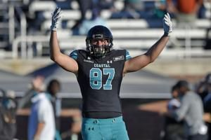 Preview: No. 16 Coastal Carolina visits Texas State