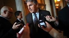 Joe Manchin Unswayed By Civil Rights Leaders On Voting Rights Bill