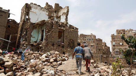 Biden announces end to US backing for Saudi-led coalition in Yemen