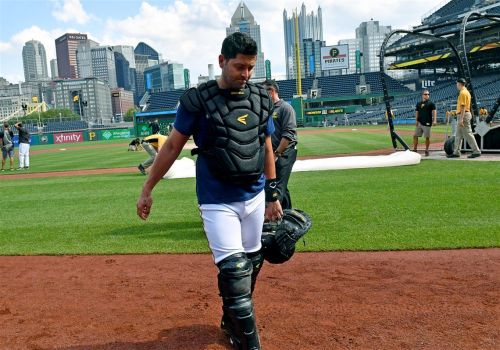 Why the Pirates suddenly released Francisco Cervelli