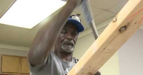 Kentucky handyman who went viral asking for work gets new apartment for family
