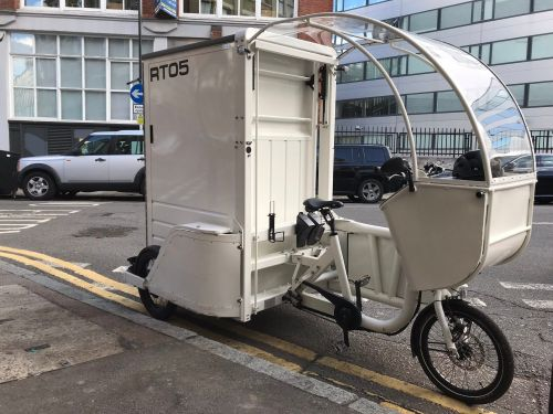 Amazon tests out electric cargo bikes for delivery in European cities as it tries to reduce congestion