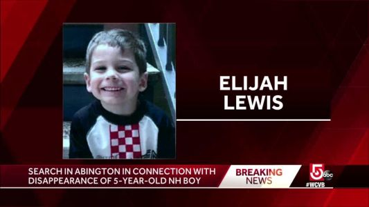 Search for missing NH boy moves to Abington