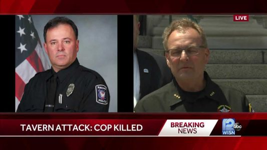 Mayor, police chief speak about fatal shooting of off-duty officer