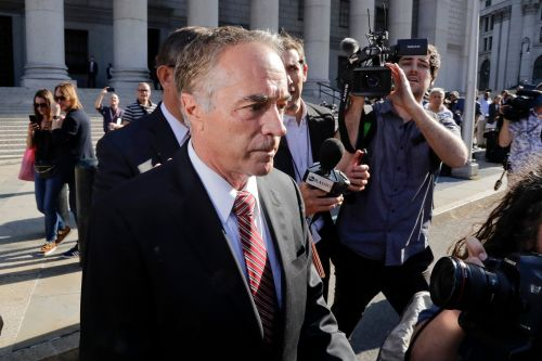 Former US Rep. Chris Collins to be sentenced on insider trading conviction today
