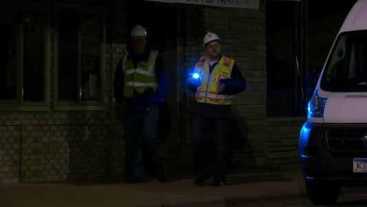 Entire City Of Paynesville Without Natural Gas After Crews Strike Gas Line