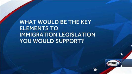 Key elements of immigration legislation 1st District candidates would support