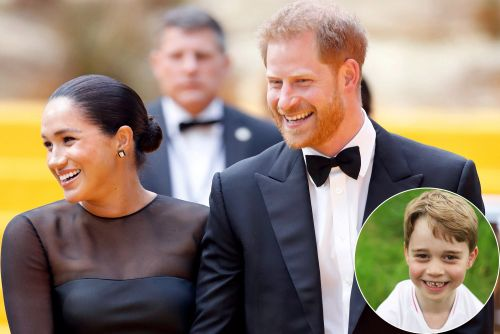 Meghan Markle, Prince Harry anger fans over Prince George birthday wish