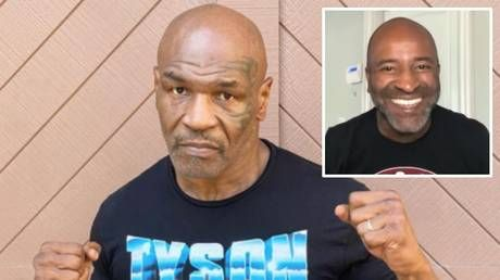 'Why not? Who says it's impossible?' Mike Tyson's trainer says boxing legend could challenge for world heavyweight title