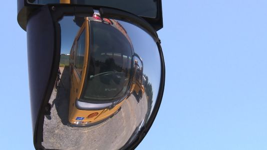 Greenville County school bus drivers log 40,000 miles each day