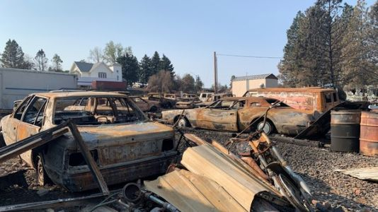 Federal Aid is Finally Coming To Washington Town Decimated By Wildfire