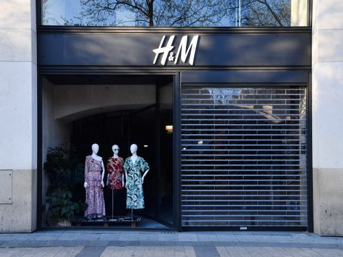 H&M will close 250 stores next year to focus on online sales as profits fall