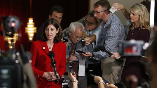 On Verge Of Impeachment Vote, First-Term, Moderate Democrats Weigh A Political Risk