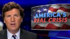 Tucker Carlson Serves Up A Feast Of 'Partisan Junk Food' In Stinging Supercut