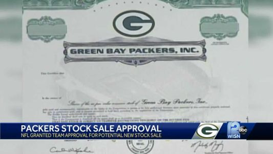 NFL approves potential Packers stock sale for renovations at Lambeau Field