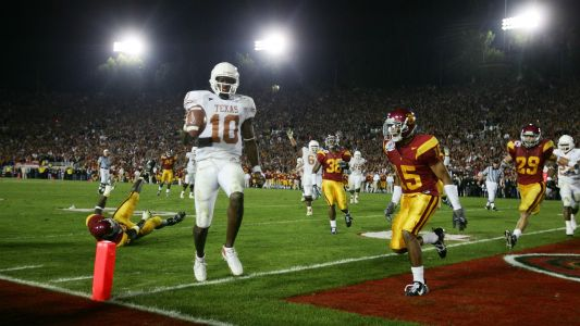 10 things you might not remember about the 2006 Rose Bowl between Texas, USC