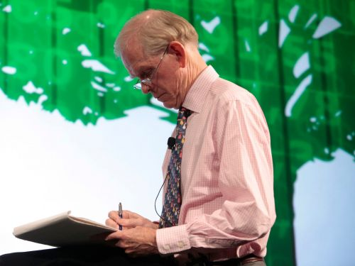 Legendary investor Jeremy Grantham told us why he went all in on climate-crisis investing after retiring from portfolio management - and shared the one career path he'd choose if he could do it all over again now