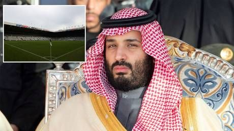 Saudis 'in talks to buy Newcastle United' as crown prince eyes Premier League entry